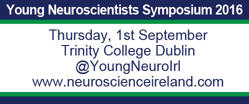 Young Neuroscientists Symposium 2016